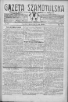Gazeta Szamotulska: niezależne pismo narodowe, społeczne i polityczne 1930.05.06 R.9 Nr51