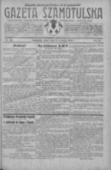 Gazeta Szamotulska: niezależne pismo narodowe, społeczne i polityczne 1930.09.13 R.9 Nr106