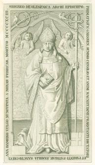 Nadgrobek Zbigniewa z Oleśnicy