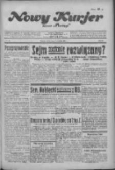 Nowy Kurjer 1934.09.01 R.45 Nr199