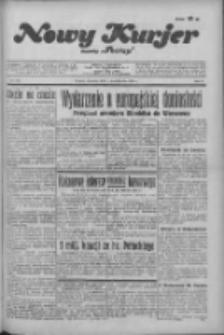 Nowy Kurjer 1934.10.21 R.45 Nr242