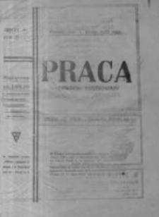 Praca: ilustrowany tygodnik społeczno-narodowy. 1923.02.04 R.27 nr5