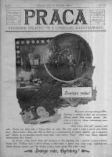 Praca: tygodnik polityczny i literacki, illustrowany. 1907.12.22 R.11 nr51