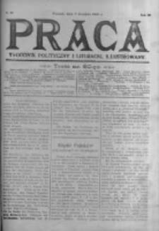 Praca: tygodnik polityczny i literacki, illustrowany. 1905.12.09 R.9 nr50