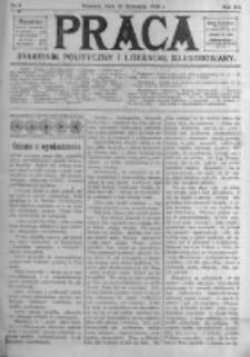 Praca: tygodnik polityczny i literacki, illustrowany. 1908.01.26 R.12 nr4