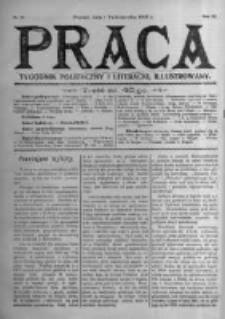 Praca: tygodnik polityczny i literacki, illustrowany. 1905.10.01 R.9 nr40