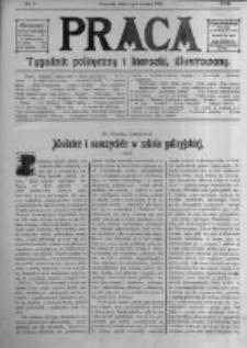 Praca: tygodnik polityczny i literacki, illustrowany. 1914.03.01 R.18 nr9