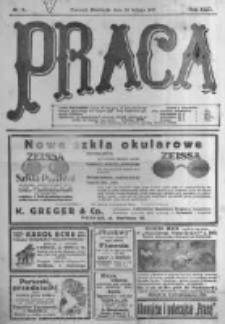 Praca: tygodnik polityczny i literacki, illustrowany. 1918.02.10 R.22 nr6