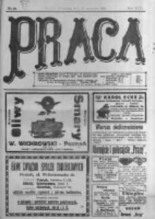 Praca: tygodnik polityczny i literacki, illustrowany. 1918.06.30 R.22 nr26