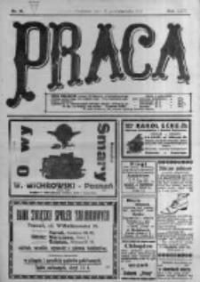 Praca: tygodnik polityczny i literacki, illustrowany. 1918.10.13 R.22 nr41