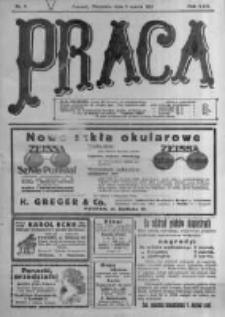 Praca: tygodnik polityczny i literacki, illustrowany. 1918.03.03 R.22 nr9
