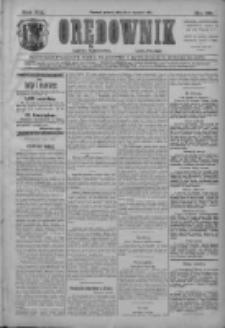 Orędownik: najstarsze ludowe pismo narodowe i katolickie w Wielkopolsce 1911.01.31 R.41 Nr25