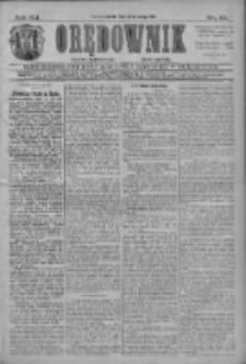 Orędownik: najstarsze ludowe pismo narodowe i katolickie w Wielkopolsce 1911.02.25 R.41 Nr46
