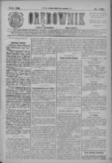 Orędownik: najstarsze ludowe pismo narodowe i katolickie w Wielkopolsce 1911.06.03 Nr126