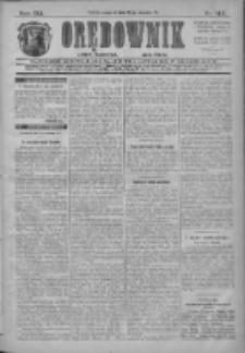 Orędownik: najstarsze ludowe pismo narodowe i katolickie w Wielkopolsce 1911.06.22 Nr140