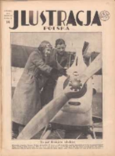 Jlustracja Polska 1934.04.08 R.7 Nr14