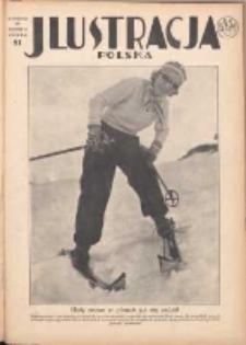 Jlustracja Polska 1937.12.19 R.10 Nr51