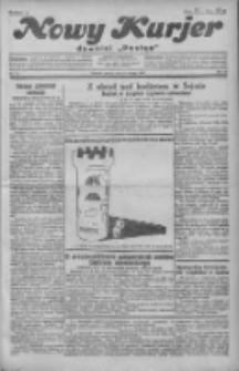 """Nowy Kurjer: dawniej """"Postęp"""" 1931.02.13 R.42 Nr35"""
