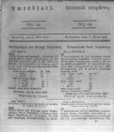 Amtsblatt der Königlichen Preussischen Regierung zu Bromberg. 1837.05.05 No.18