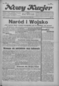 """Nowy Kurjer: dawniej """"Postęp"""" 1936.02.22 R.47 Nr44"""
