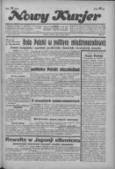 """Nowy Kurjer: dawniej """"Postęp"""" 1936.03.03 R.47 Nr52"""