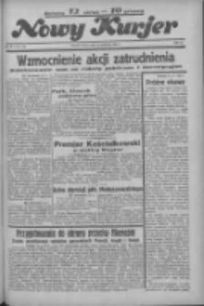 """Nowy Kurjer: dawniej """"Postęp"""" 1936.04.25 R.47 Nr97"""