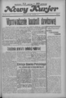 """Nowy Kurjer: dawniej """"Postęp"""" 1936.04.28 R.47 Nr99"""
