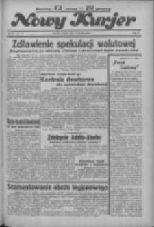 """Nowy Kurjer: dawniej """"Postęp"""" 1936.04.30 R.47 Nr101"""