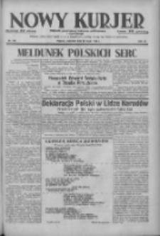 Nowy Kurjer: dziennik poświęcony sprawom politycznym i społecznym 1938.05.12 R.49 Nr108