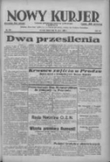 Nowy Kurjer: dziennik poświęcony sprawom politycznym i społecznym 1938.05.18 R.49 Nr113