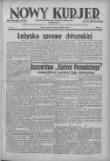 Nowy Kurjer: dziennik poświęcony sprawom politycznym i społecznym 1938.08.25 R.49 Nr193