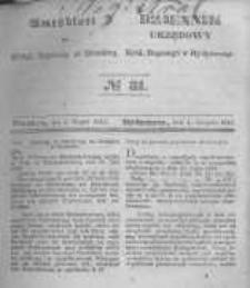 Amtsblatt der Königlichen Preussischen Regierung zu Bromberg. 1845.08.01 No.31