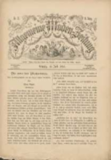 Allgemeine Moden-Zeitung : eine Zeitschrift für die gebildete Welt, begleitet von dem Bilder-Magazin für die elegante Welt 1893.07.10 Nr28
