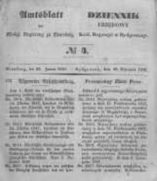 Amtsblatt der Königlichen Preussischen Regierung zu Bromberg. 1848.01.28 No.4