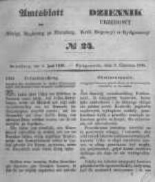Amtsblatt der Königlichen Preussischen Regierung zu Bromberg. 1848.06.09 No.24