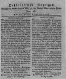 Oeffentlicher Anzeiger. 1816.12.24 Nro.26