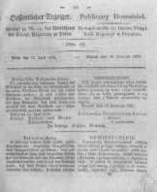 Oeffentlicher Anzeiger. 1825.04.26 Nro.17