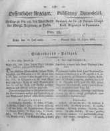 Oeffentlicher Anzeiger. 1825.07.12 Nro.28