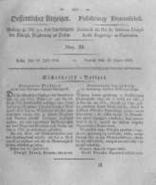 Oeffentlicher Anzeiger. 1825.07.26 Nro.30