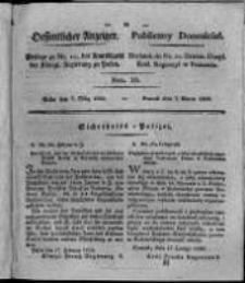 Oeffentlicher Anzeiger. 1826.03.07 Nro.10