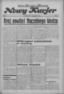 """Nowy Kurjer: dawniej """"Postęp"""" 1936.09.11 R.47 Nr211"""
