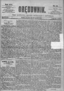 Orędownik: pismo dla spraw politycznych i spółecznych 1899.01.26 R.29 Nr21