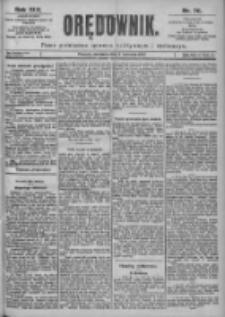 Orędownik: pismo dla spraw politycznych i spółecznych 1899.04.02 R.29 Nr76