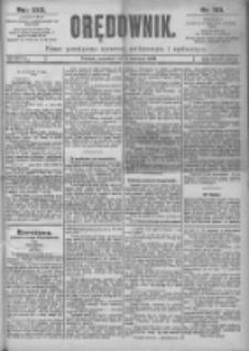 Orędownik: pismo dla spraw politycznych i spółecznych 1899.06.01 R.29 Nr123