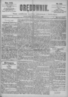Orędownik: pismo dla spraw politycznych i spółecznych 1899.06.14 R.29 Nr133