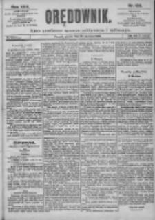 Orędownik: pismo dla spraw politycznych i spółecznych 1899.06.20 R.29 Nr138