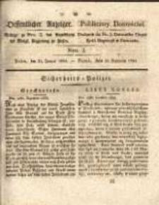 Oeffentlicher Anzeiger.1834.01.21 Nro.3
