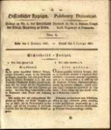 Oeffentlicher Anzeiger. 1827.02.06 Nro.6