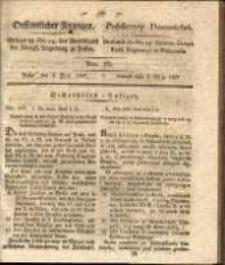 Oeffentlicher Anzeiger. 1827.05.08 Nro.19