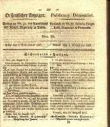 Oeffentlicher Anzeiger. 1827.09.04 Nro.36
